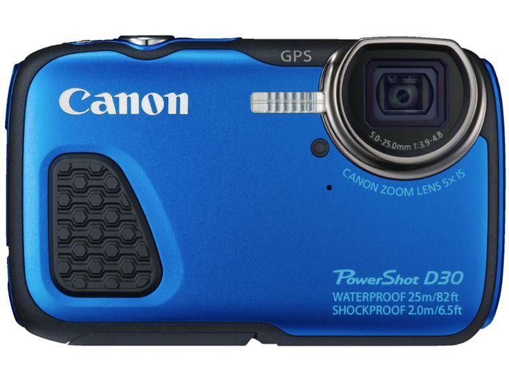 CANON PowerShot D30 digitális fényképezőgép