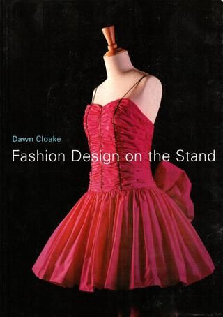 Fashion design on stand