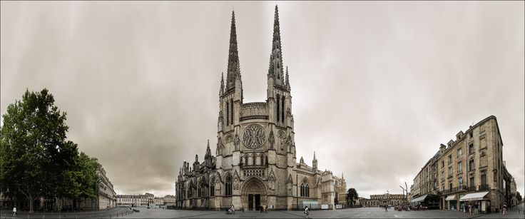 https://flic.kr/p/zUuQKu | Saint Andre | www.fotografik33.com  La cathédrale Saint-André de Bordeaux, située sur la place Pey-Berland, est le lieu de culte le plus imposant de Bordeaux. Elle fut consacrée en 1096 par le pape Urbain II. Elle a été reconstruite dans le style gothique du xiie au xvie siècle. Dans cette église fut célébré, en 1137, le mariage d'Aliénor d'Aquitaine, alors âgée de quinze ans, avec le futur Louis VII, roi des Francs.  Bordeaux Cathedral (Cathédrale Saint-André de…