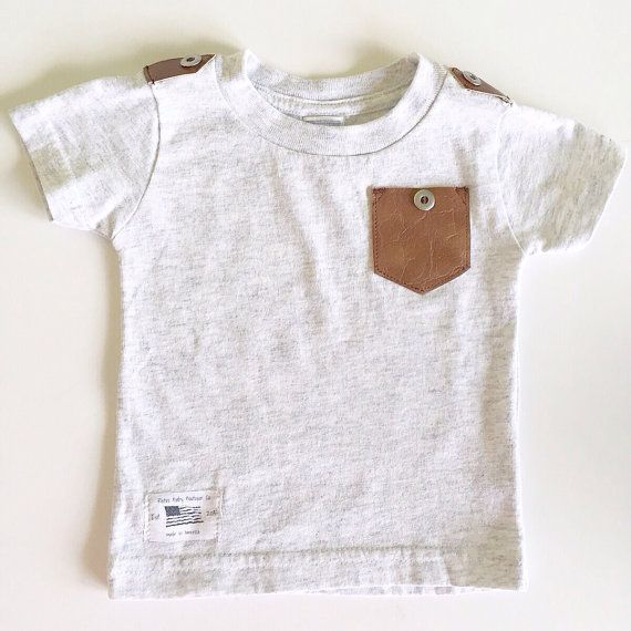 Boys clothingbaby clothingfaux leather by RetroBabyBoutiqueco