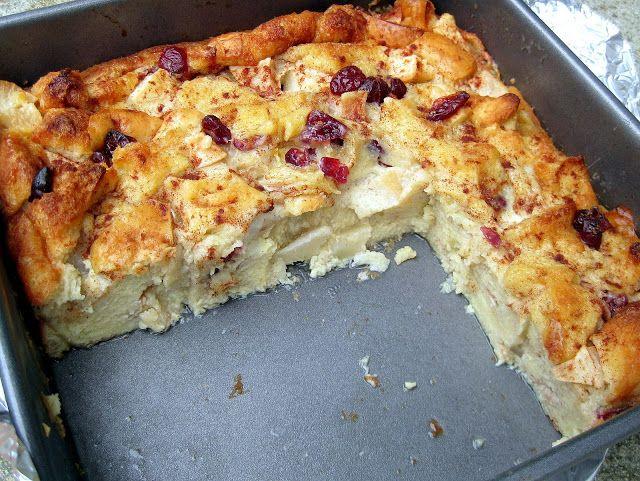 cranberry bread raisin bread hint bread puddings pears apples pizza ...