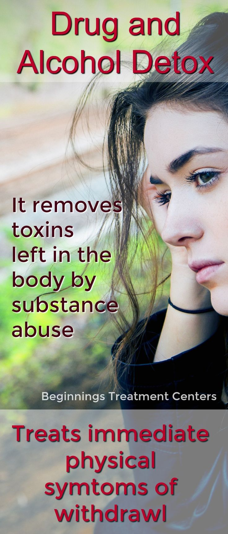 Detoxification, commonly known as detox, is a process that allows a person to safely and systematically withdraw from alcohol or addictive drugs. http://stfi.re/xnlgvnv