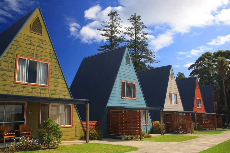 Mokutu, Norfolk island, Australia