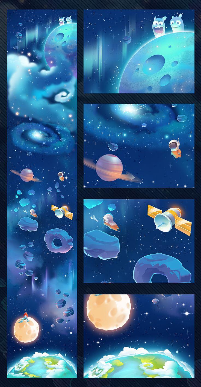 Графика для Sky Rider Hero: Crazy Aliens. Проект начинался сразу после мимолетного Dream Forest, в ноябре. Был приостановлен,но в конце января-феврале был продолжен.