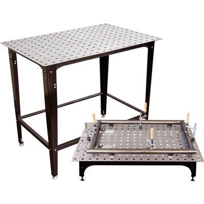Strong Hand Tools FixturePoint Table and Tools Kit - 24-Pc. Startup Kit, Round Stock, Model TBHK200 >>> For more information, visit image link.