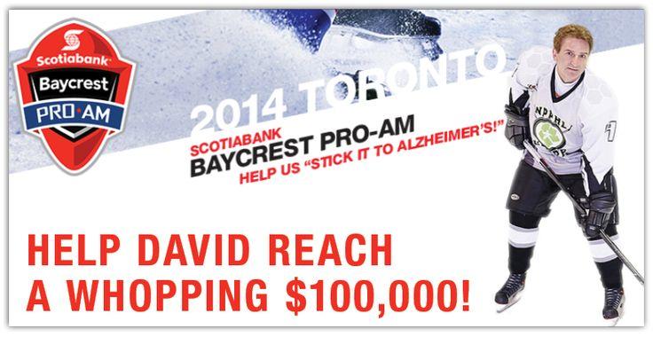 David Goes For $100,000! #BaycrestProAm