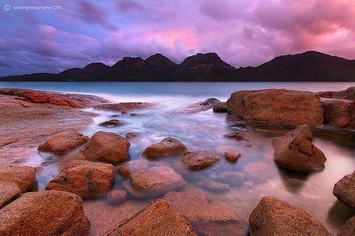 The Hazards | Coles Bay
