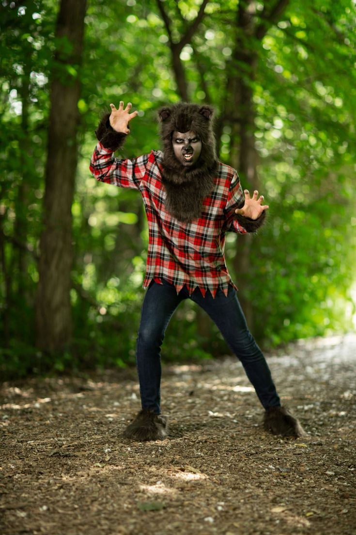 23 Mens Plus Size Halloween Costumes 5x in 2020 Werewolf