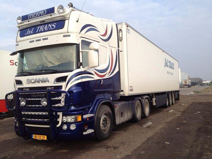 Scania   Ju0026L Transport NL