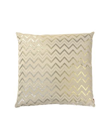 I found this great MISSONI HOME Pillow for $219 on yoox.com. Click on the image above to get a code for Free Standard Shipping on your next order. #yoox