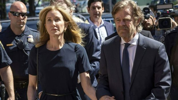 Felicity Huffman Released With 2 Days Left On 2 Week Prison Term