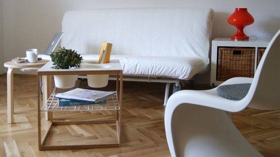 ikea ps sofa bed in gr sbo white casters make this sofa. Black Bedroom Furniture Sets. Home Design Ideas