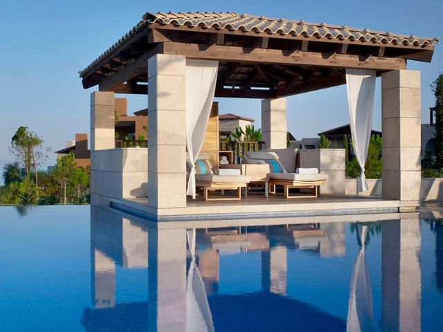 Costa Navarino Hotel The Romanos 5 Stars luxury hotel in Messinias Offers Reviews