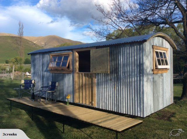 Shepherds Hut Wagon | Trade Me