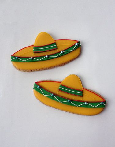 Casue — Sombrero Cookies
