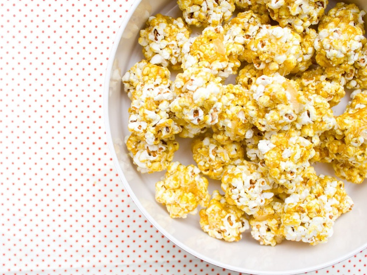 Gojee - Curry-Coconut Popcorn Polka Dots | popcorn | Pinterest