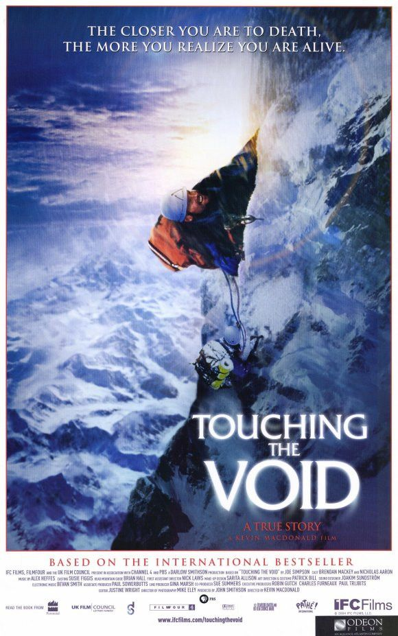 Touching the Void 11x17 Movie Poster (2004)