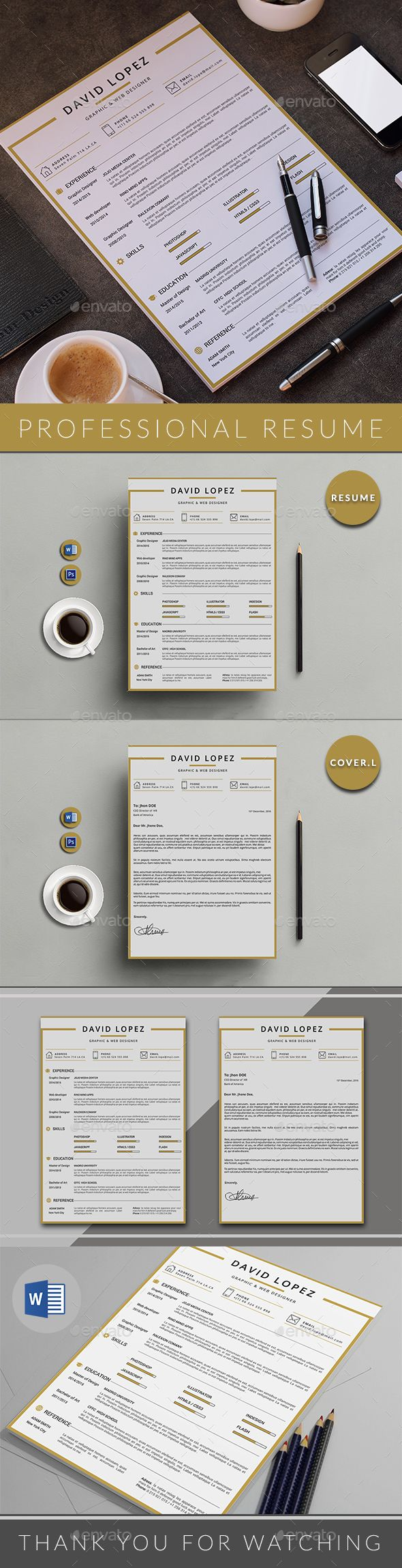 Book Cover Template Docx ~ Ideas about cv template on pinterest resume