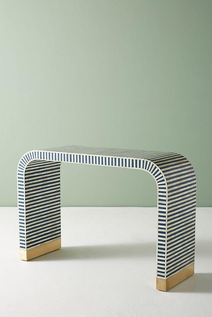 Pin By Rachel Swetnam On Pod Palace In 2021 Bone Inlay Furniture Inlay Furniture Bone Inlay Table