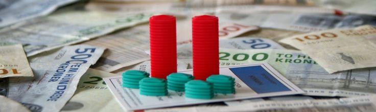 Du kan optage dyre forbrugslån, eller du kan også være den som giver lånene!