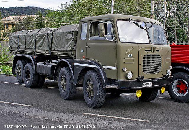 FIAT  690 N3 | ⇆ 560| arg
