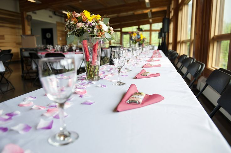 Set up at The Fenlands in Banff. Photo credit: http://www.kimpayantphotography.com/