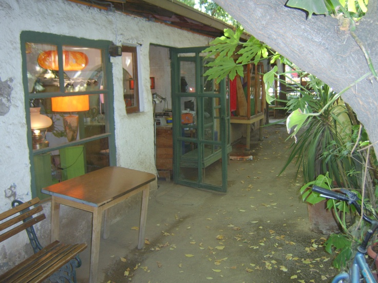 Visita al pueblito de Los Dominicos, Las Condes - Chile