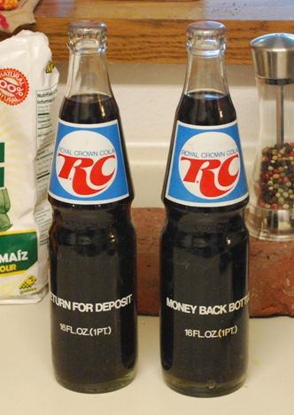 1970 RC Cola!...money back for the empty bottles...we would take back 16 bottles, sometimes more, just to by candy...!!