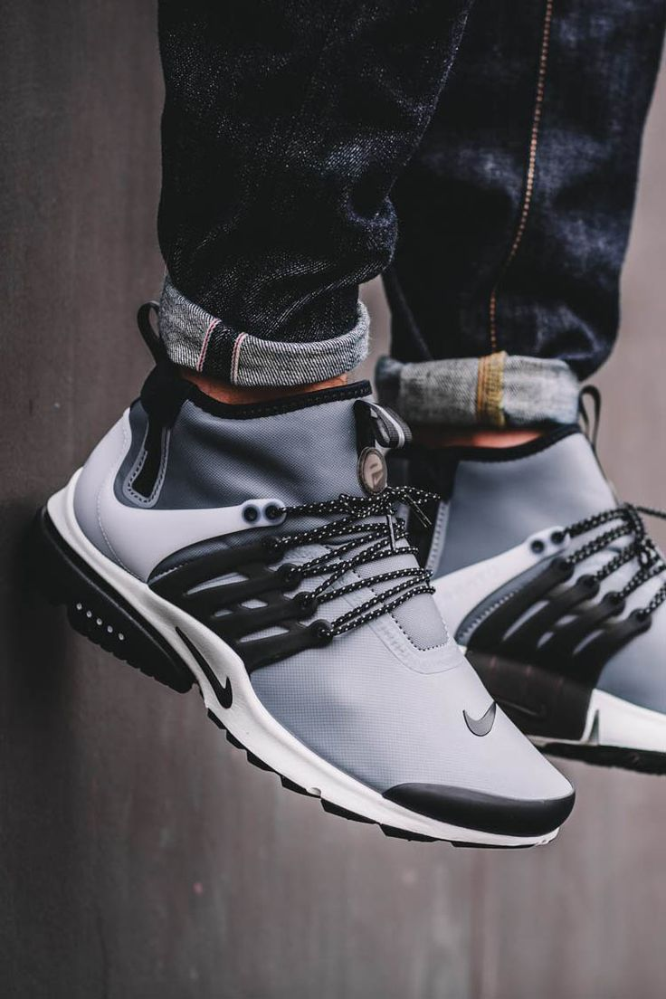 NIKE Air Presto Utility See more street wear FILET. London #filetlondon