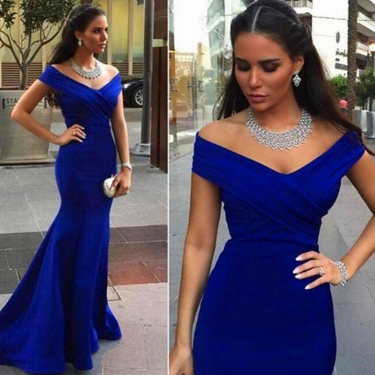 Beautiful+Royal+Blue+Mermaid+Evening+Dress+2016+Sexy+Long+Formal+Evening+Gown,Sexy+Prom+Dress Fabric:Chiffon+ Hemline/Train:Floor-length+ Back+Detail:Zipper+ Sleeve+Length:sleeveless+ Shown+Color:Refer+to+image+ Built-In+Bra:yes This+is+a+Made-to-Order+item.+All+colors+and+sizes+are+av...
