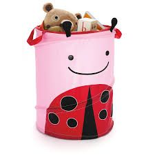 Animal Toys Hamper Lady Bug Rp 75.000