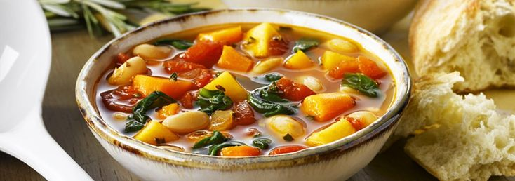 Hearty Root Vegetable Soup