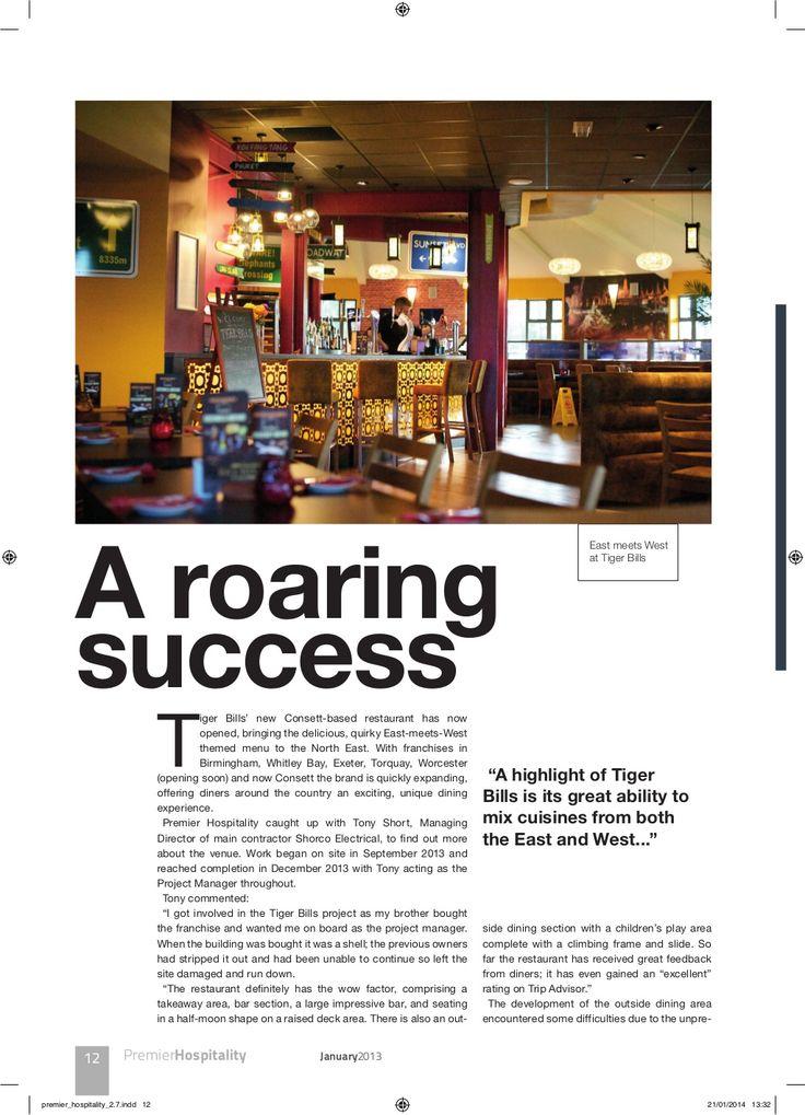 Shorco and-tiger-bills-article by Mark  Nguyen via slideshare