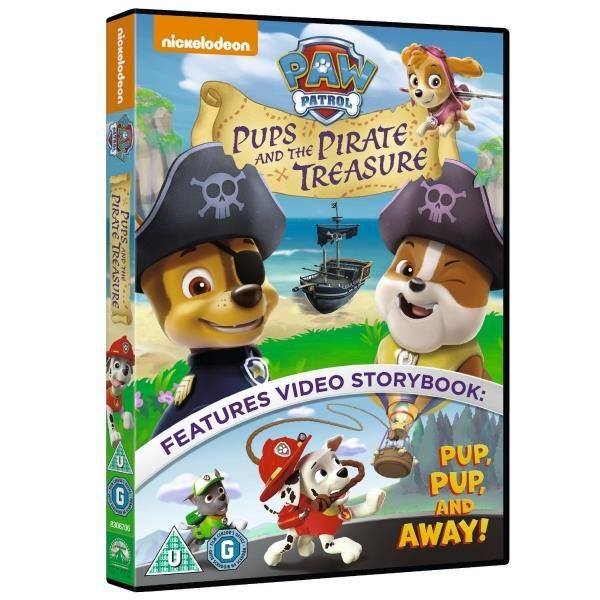 http://ift.tt/2dNUwca | Paw Patrol: Pups And The Pirate Treasure DVD | #Movies #film #trailers #blu-ray #dvd #tv #Comedy #Action #Adventure #Classics online movies watch movies tv shows Science Fiction Kids & Family Mystery Thrillers #Romance film review movie reviews movies reviews