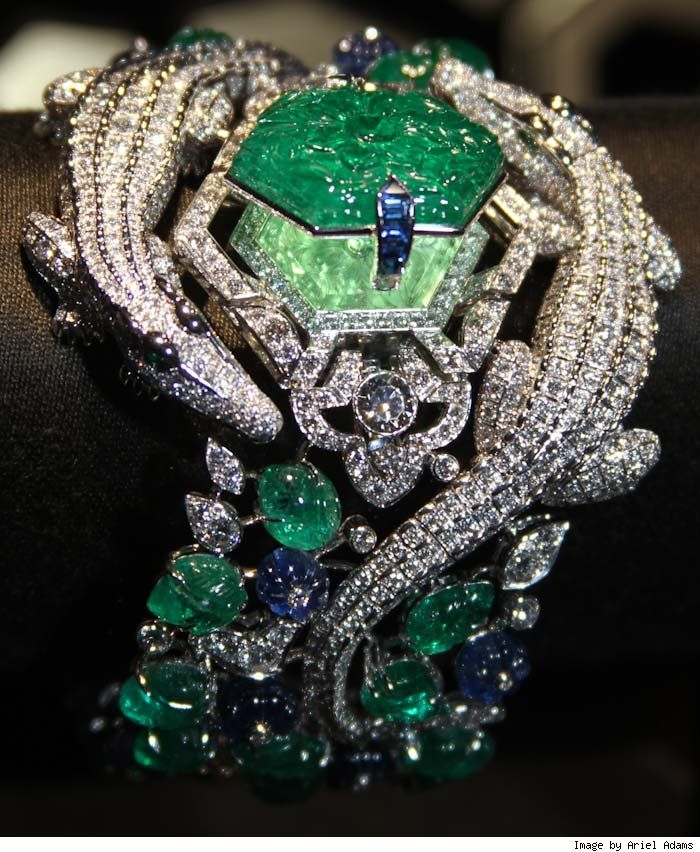 ~` 2011 CARTIER jewelry watches . luxist