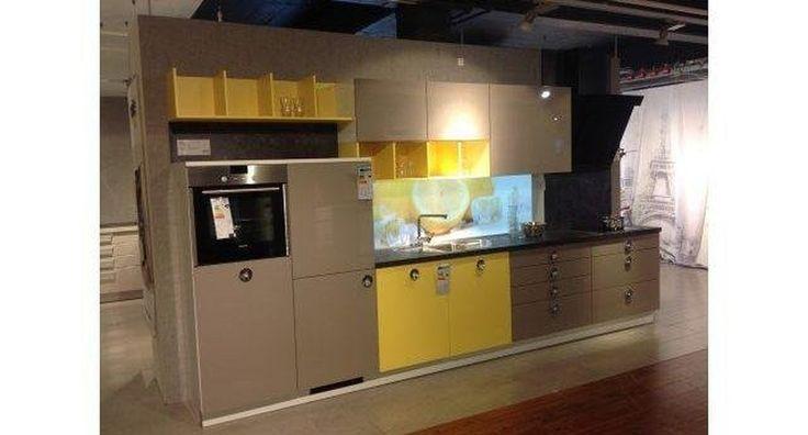 Hochwertige Küche LUX L16 von Nolte Küchen - Frankfurt am Main - häcker küchen frankfurt