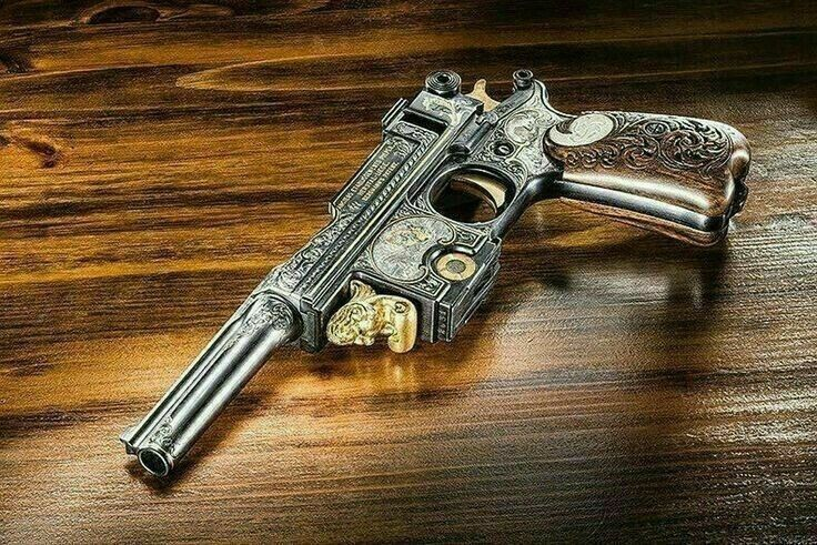 Pin On Guns Weapons