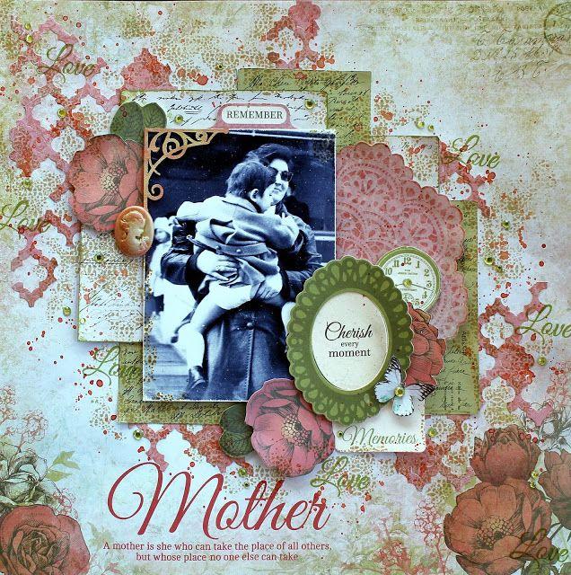 Mother - Kaisercraft Generations