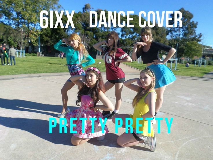 6IXX Ladies'Code 예뻐 예뻐 (Pretty pretty) Dance Cover