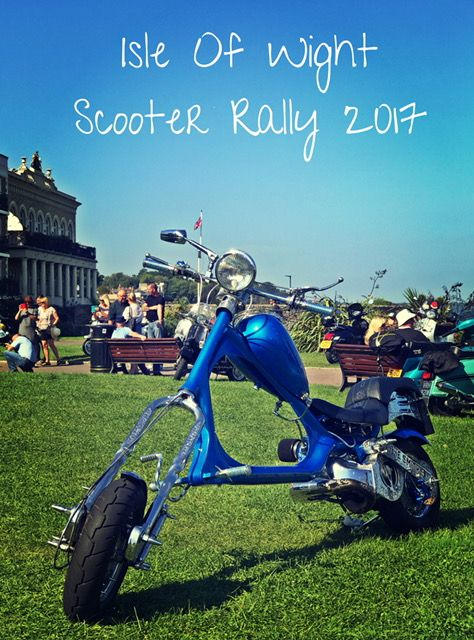 Isle of Wight Scooter Rally 2017