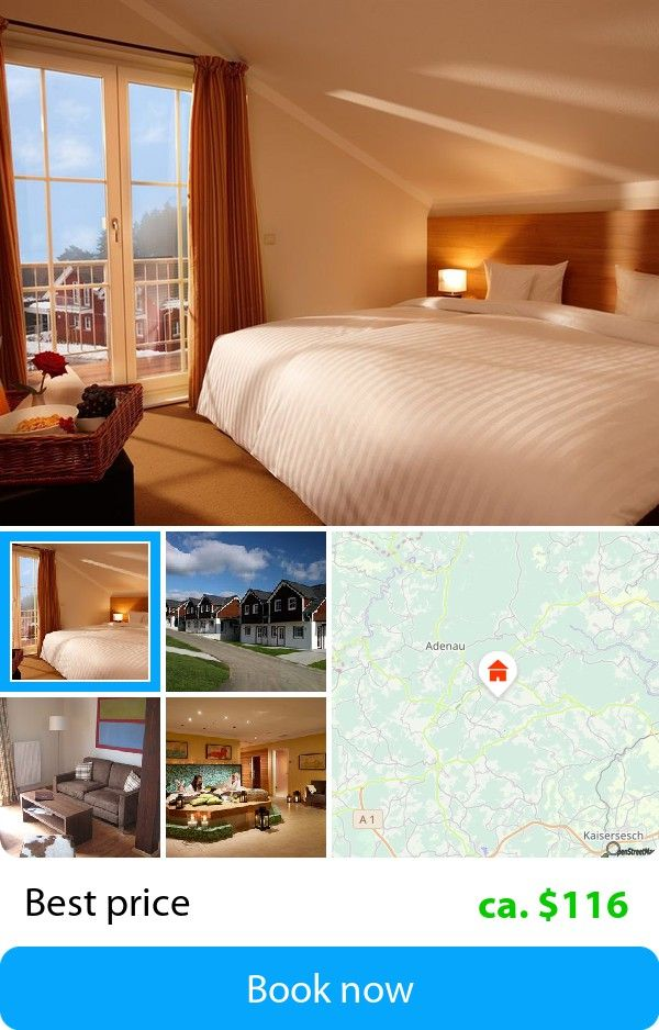 Lindner Ferienpark Nurburgring Drees Germany Book This Hotel