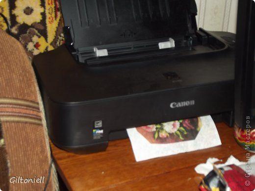 печать на салфетках