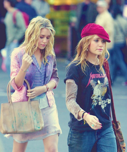 1000+ images about New York Minute on Pinterest | Olsen ...