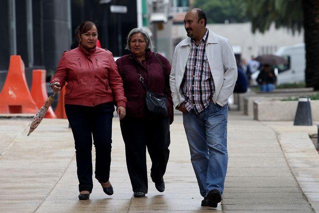 Frente frío 11 baja la temperatura en la capital - La Jornada en linea