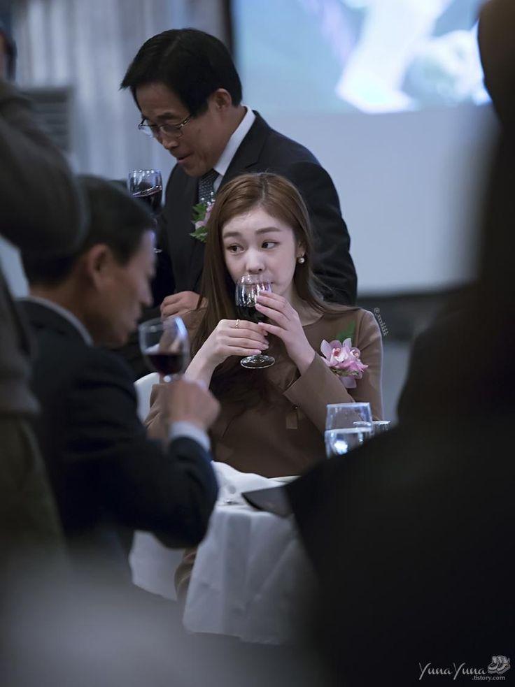 와인이 너무 쓴 김연아 > 유머짤방
