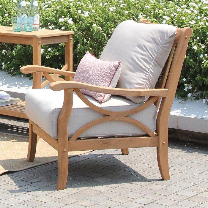 Brunswick Teak Patio Chair With Cushions Teak Patio Furniture Teak Sofa Furniture