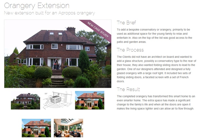 Orangery Extension Case Study - Transform Your Home