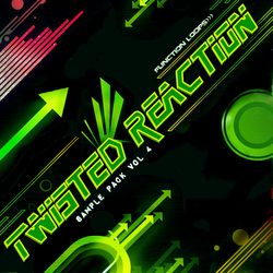 Function Loops strikes back with the fourth volume in the Twisted Reaction Sample Pack Series.