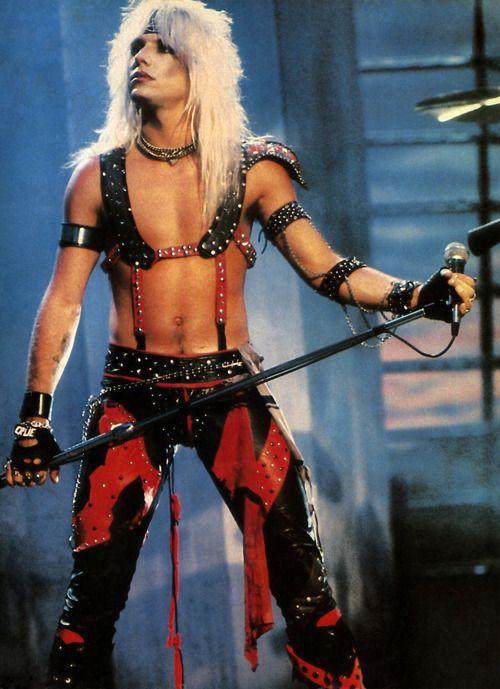 Vince Neil - Mötley Crüe