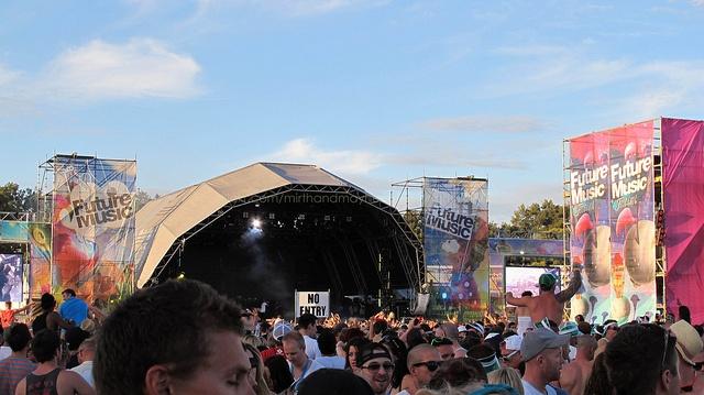 Future Music Festival 2012 Brisbane